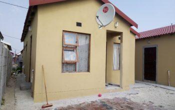 RDP house Khayelitsha